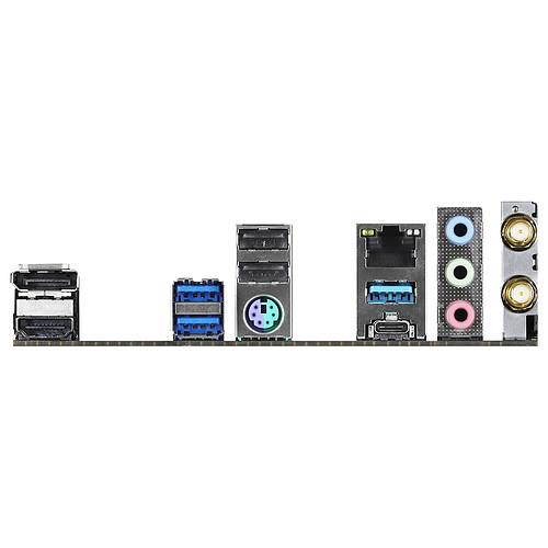 ASRock B550M-ITX/AC pas cher