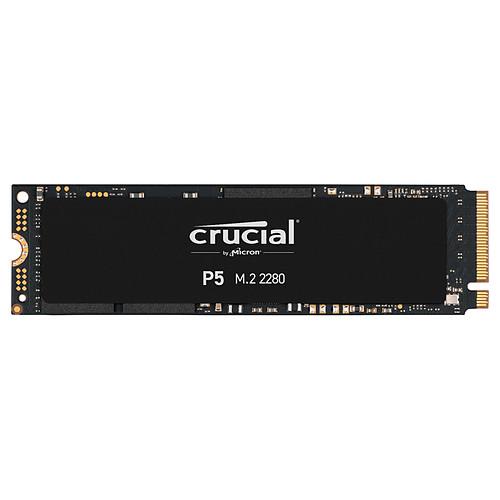 Crucial P5 M.2 PCIe NVMe 250 Go pas cher