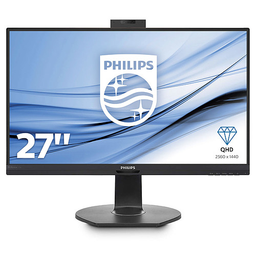 "Philips 27"" LED - 272B7QUBHEB pas cher"