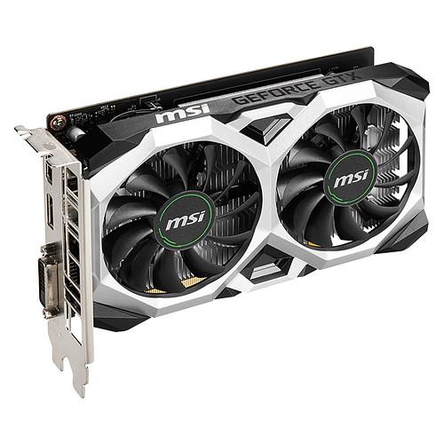 MSI GeForce GTX 1650 D6 VENTUS XS OC pas cher