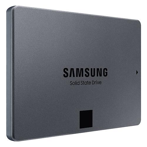 Samsung SSD 870 QVO 4 To pas cher