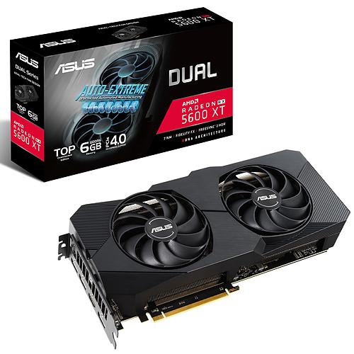 ASUS Radeon RX 5600 XT DUAL-RX5600XT-T6G-EVO pas cher