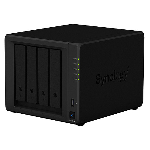Synology DiskStation DS920+ pas cher