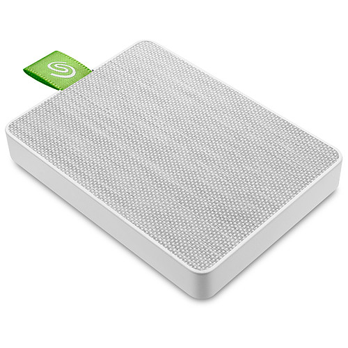 Seagate Ultra Touch SSD 500 Go Blanc pas cher