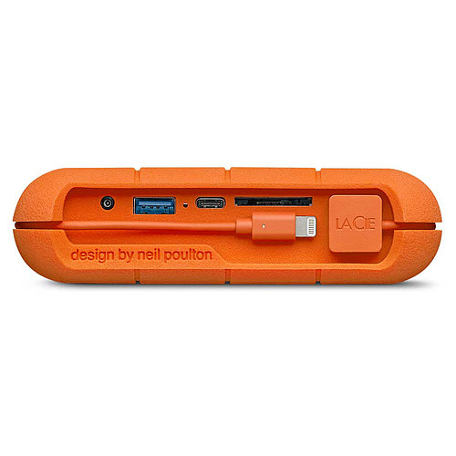 LaCie Rugged BOSS SSD 1 To pas cher