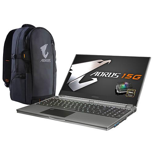 AORUS 15G XB-8FR2130MH + Backpack pas cher