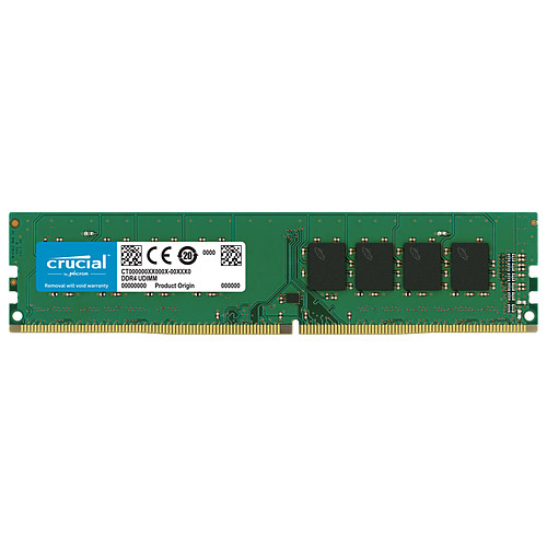 Crucial DDR4 8 Go 2666 MHz CL19 pas cher
