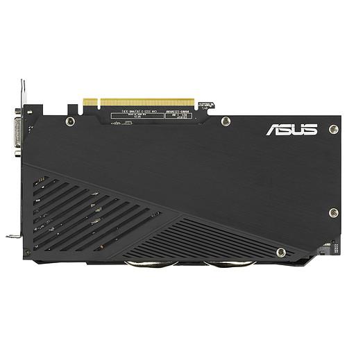 ASUS GeForce GTX 1660 DUAL-GTX1660-O6G-EVO pas cher