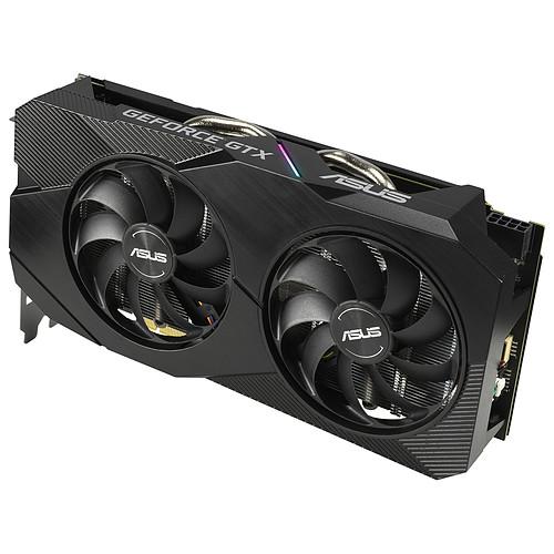 ASUS GeForce GTX 1660 DUAL-GTX1660-6G-EVO pas cher