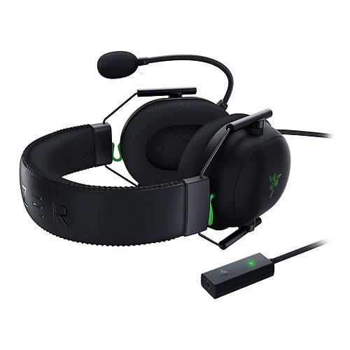 Razer Blackshark V2 + USB Mic Enhancer pas cher
