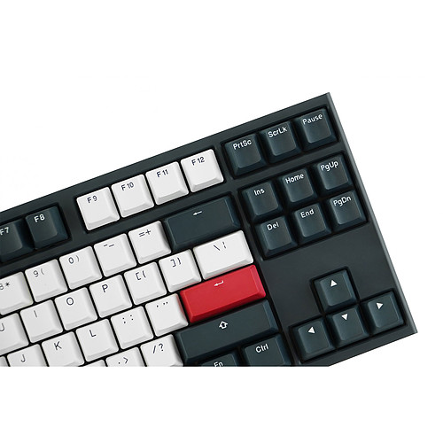 Ducky Channel One 2 Tuxedo TKL (Cherry MX Red) pas cher