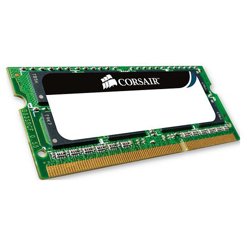 Corsair SO-DIMM 4 Go DDR3 1066 MHz CL7 pas cher