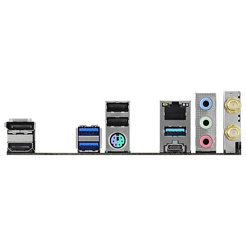 ASRock A520M-ITX/ac pas cher