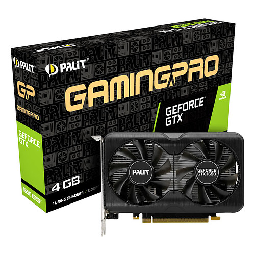 Palit GeForce GTX 1650 Super GamingPro pas cher
