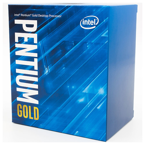 Intel Pentium Gold G6605 (4.3 GHz) pas cher
