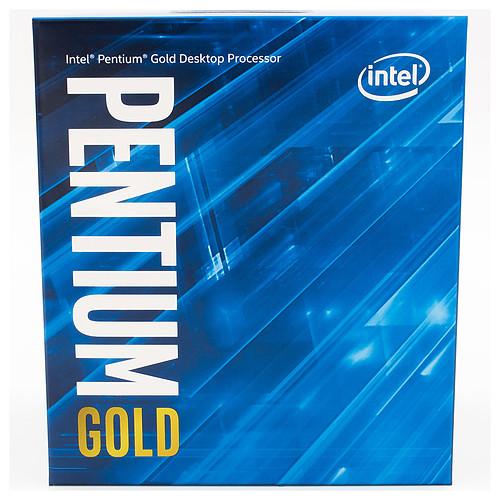 Intel Pentium Gold G6400 (4.0 GHz) pas cher