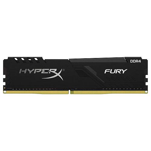 HyperX Fury 16 Go DDR4 3466 MHz CL17 pas cher