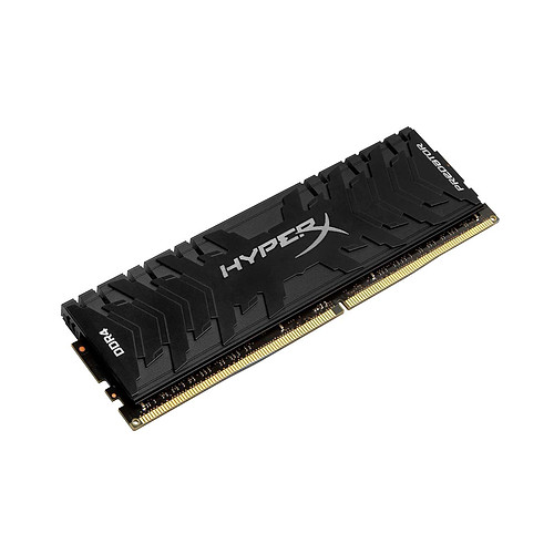 HyperX Predator Noir 128 Go (4 x 32 Go) DDR4 3000 MHz CL16 pas cher