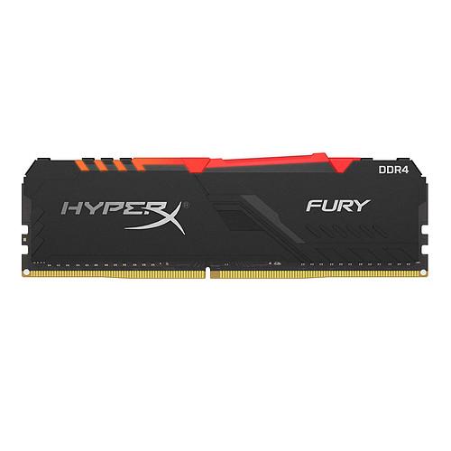 HyperX Fury RGB 16 Go DDR4 3466 MHz CL17 pas cher