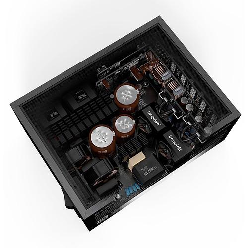 be quiet! Dark Power Pro 12 1500W 80PLUS Titanium pas cher