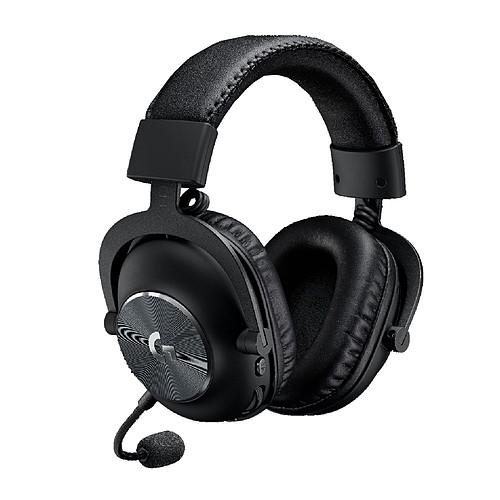 Logitech G Pro X Wireless Lightspeed Gaming Headset Noir pas cher