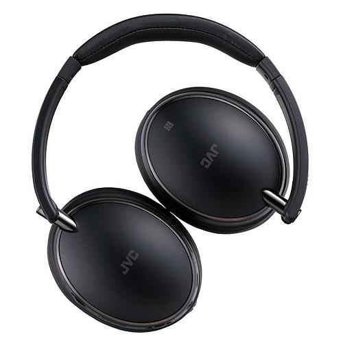 JVC HA-S90BN-Z-E Noir Mat pas cher