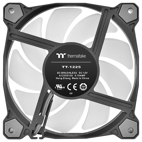 Thermaltake Pure A12 Radiator Fan - Vert pas cher