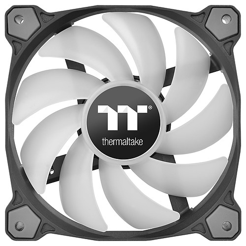 Thermaltake Pure A12 Radiator Fan - Rouge pas cher