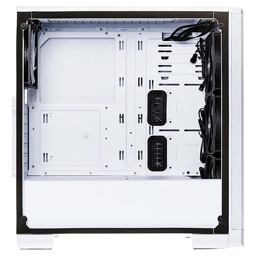 BitFenix Nova MESH TG ARGB (Blanc) pas cher