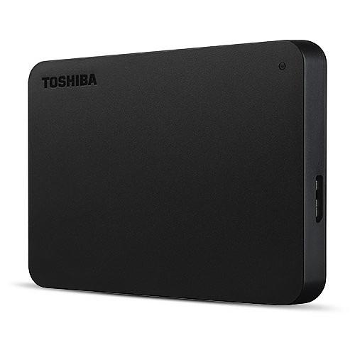 Toshiba Canvio Basics USB-C 1 To Noir pas cher