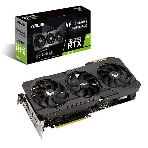 ASUS TUF GeForce RTX 3090 24G GAMING pas cher