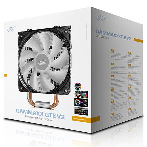 DeepCool GAMMAXX GTE V2 pas cher