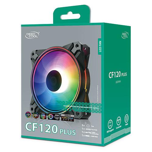 Deepcool CF120 PLUS (par 3) pas cher