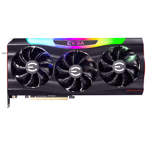 EVGA GeForce RTX 3090 FTW3 GAMING pas cher