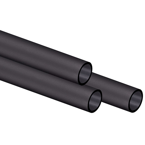 Corsair Hydro X Series XT Hardline Tuyaux rigides 10/14 mm - Satin Noir - 1 m (x3) pas cher