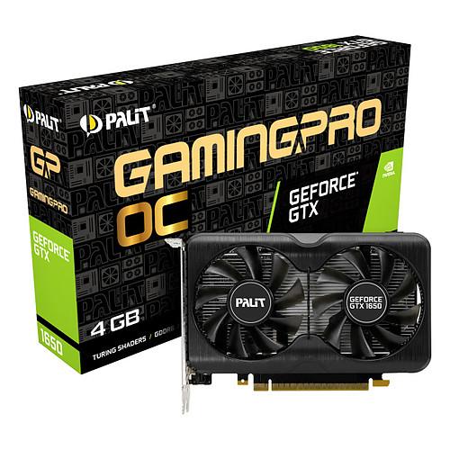 Palit GeForce GTX 1650 GP OC pas cher