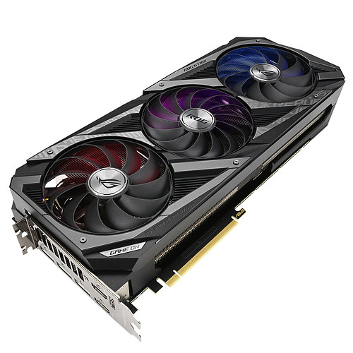 ASUS GeForce ROG STRIX RTX 3080 10G GAMING pas cher