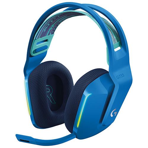 Logitech G733 Lightspeed Bleu pas cher