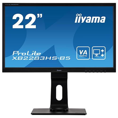 "iiyama 21.5"" LED - ProLite XB2283HS-B5 pas cher"