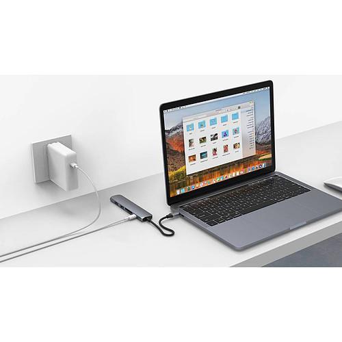 HyperDrive Bar 6-en-1 (Gris) pas cher