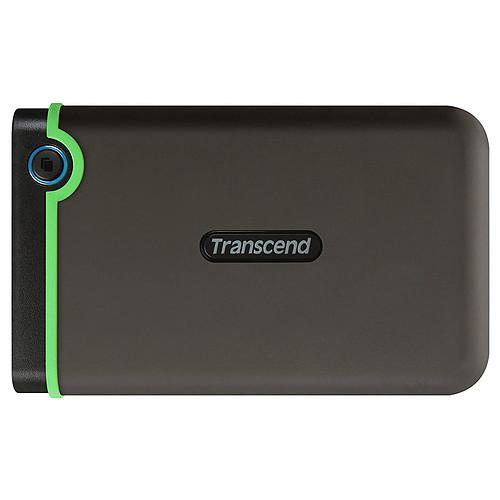 Transcend StoreJet 25M3C 2 To (TS2TSJ25M3C) pas cher