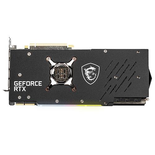 MSI GeForce RTX 3090 GAMING X TRIO 24G pas cher