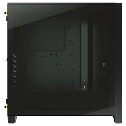 Corsair 4000D Tempered Glass (Noir) pas cher