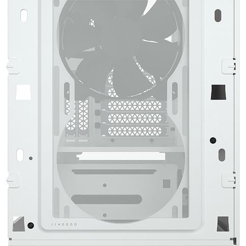 Corsair 4000D AIRFLOW Tempered Glass (Blanc) pas cher