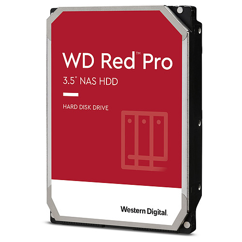 Western Digital WD Red Pro 14 To SATA 6Gb/s pas cher
