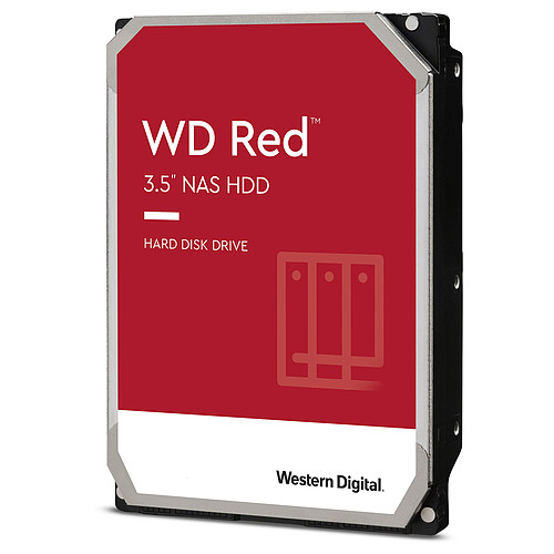 Western Digital WD Red 2 To SATA 6Gb/s pas cher