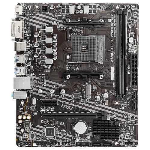 MSI A520M-A PRO pas cher