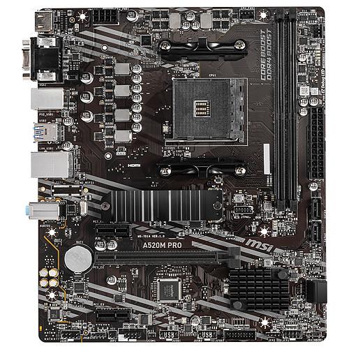 MSI A520M PRO pas cher