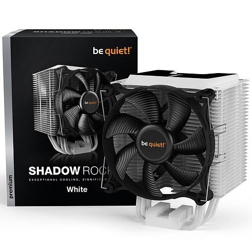be quiet! Shadow Rock 3 Blanc pas cher