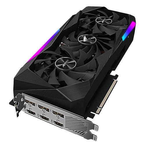 Gigabyte AORUS GeForce RTX 3070 MASTER 8G pas cher